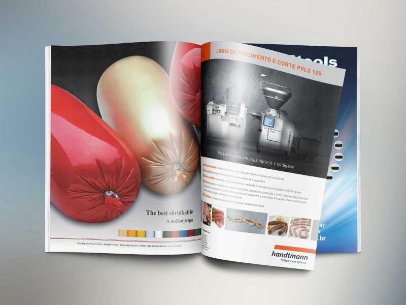 Impressão de Revistas e Jornais