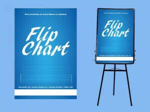 Impressão de Flip Chart